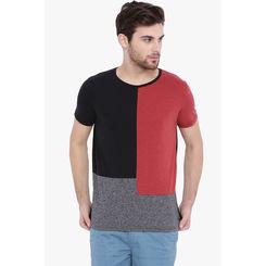 Breakbounce Dean Men's Casual T-Shirt, xl,  nuomb red
