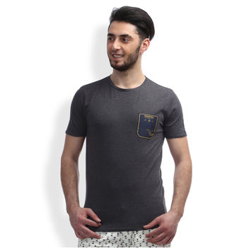 Breakbounce Nadala Regular Fit T -Shirt,  dark grey, m