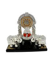 Sri Jagdamba Pearls Singhasan Ganesh Stand