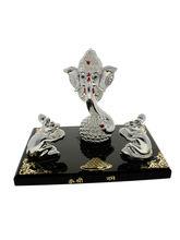 Sri Jagdamba Pearls Ganesh Ji Idol Stand