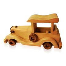 Wooden Toys - Vintage Car - Medium, regular