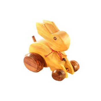 Wooden Toys - Rabbit, regular