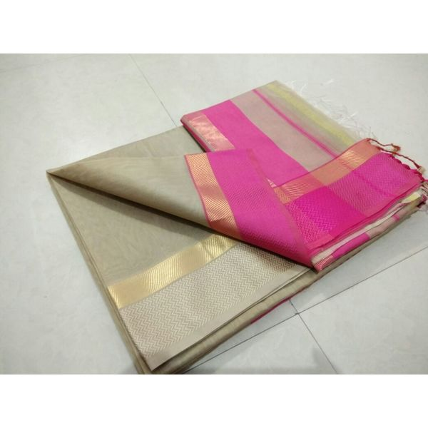 Pure Maheswari Cotton Silk Saree 41