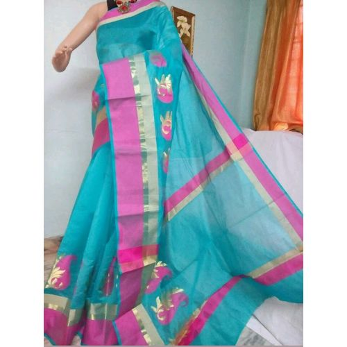 Banarsi Cotton Silk Saree 2