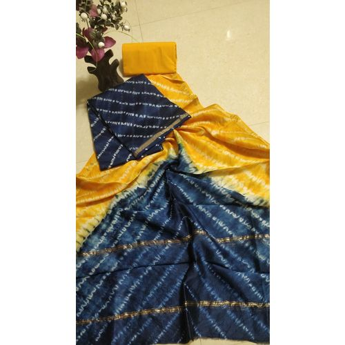 Chanderi Silk Salwar Suit-4