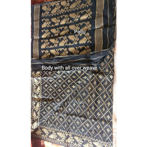 Dhakai Jamdani Cotton Saree 10