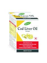 Shrey's Cod Liver Oil For Immunity & Heart Health ...