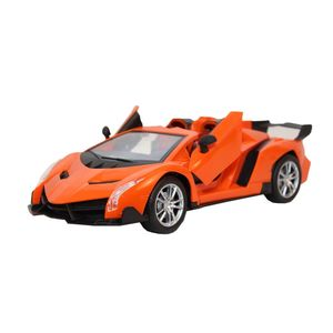 Fab5 Famous Car Rc 8161 (Orange, Pack Of 1), orange