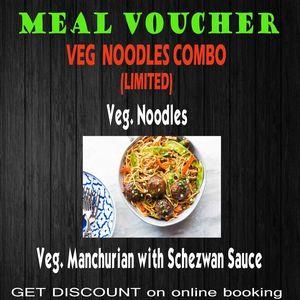 Veg. Noodles Combo Voucher