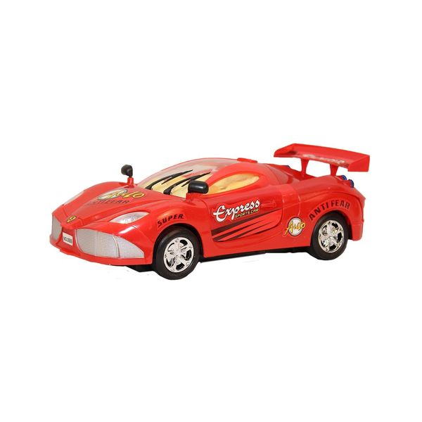 Fab5 Anti Terrorism Car 557 (Red, Pack Of 1)