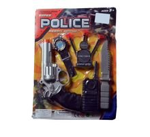 Police Force Gun Set