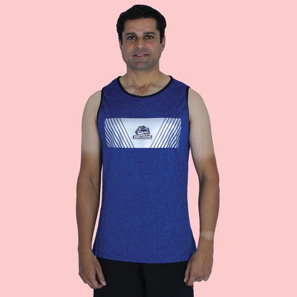 Ultra Soft And Smooth Sleeveless T-Shirt For Men s