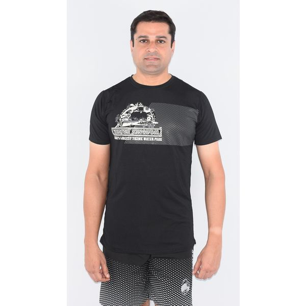 Premium Quality Knitted Light Weight Sports T-Shirt For Men