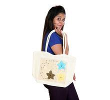 Straw Braid Bag for Women,  white