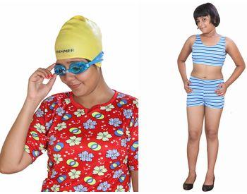 Swimming Kit for Women