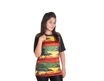 Goa Print T-shirt for Women