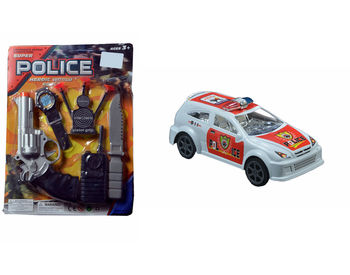 Police Force Set
