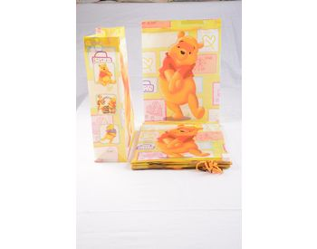 Small Pooh Bag - Set of 12