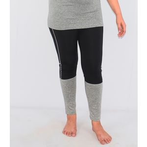 Full Tight Trousers, xxl, 90  polyester and 10  spandex,  grey