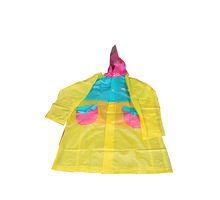 Rain Coat for Kids,  yellow