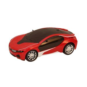 Fab5 Famous Car Rc 6328 (Red, Pack Of 1), red