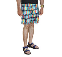 Multicolor Shorts for Men