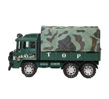 Fab5 Military Truck(0089-20) (Green, Pack Of 1), green