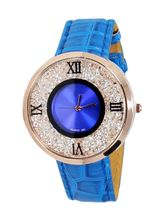 FAP Analog Crystal Inside For Women Watches (Fabluc3)