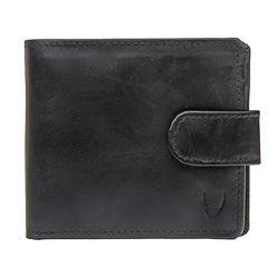 10 Men's Wallet, Ranch,  black