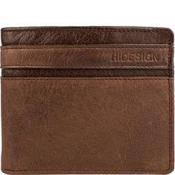 270-L103F Men's wallet, camel,  brown
