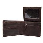 L109 Men s wallet,  brown, camel