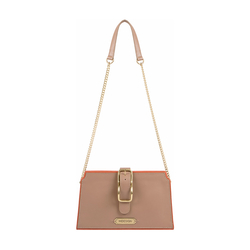 LA PORTE 03 WOMENS HANDBAG MELBOURNE RANCH,  nude