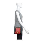 Libra 03 Sb Women s Handbag, Melbourne Ranch Snake,  black