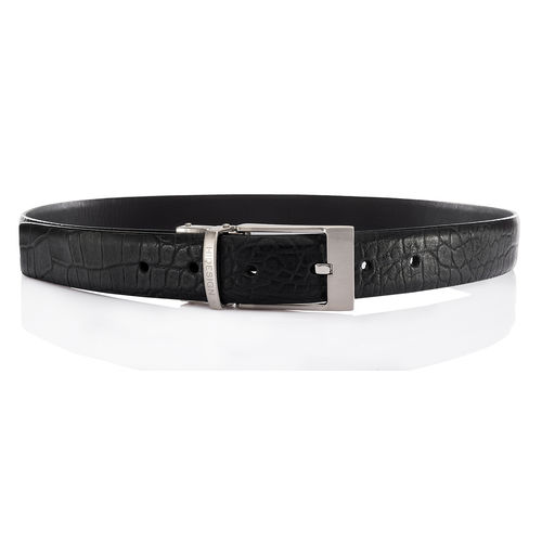 Alex Men s belt, 34 36, regular,  black
