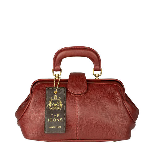 Sasha Women s Handbag, Soweto,  red