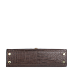 Stampa 01 Women s Handbag, Croco Melbourne Ranch,  brown