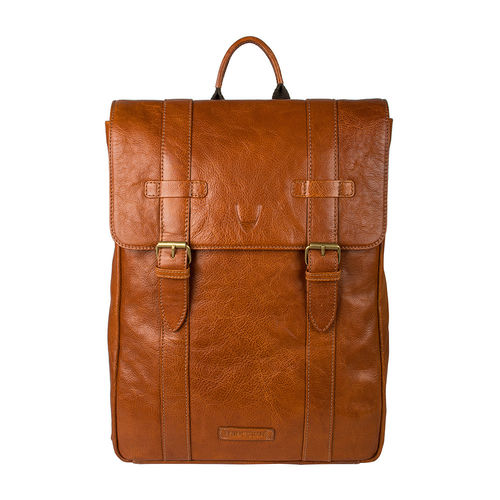 Indigo 01 E. I Men s Back Pack, E. I. Goat Veg,  tan
