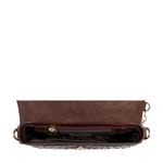 Venus 02 Sb Women s Handbag Ostrich,  brown