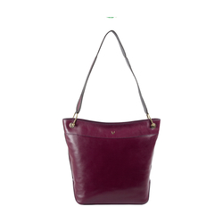 DANCING 03 WOMEN'S HANDBAG, PERFORATED MELBOURNE RANCH,  cardinal