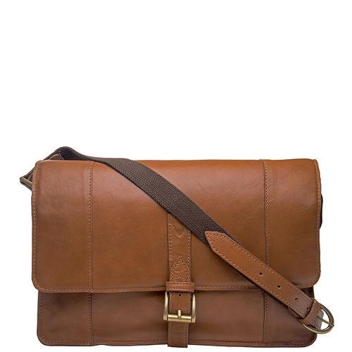 Maverick 03 Men s Messanger Bag, Regular,  tan