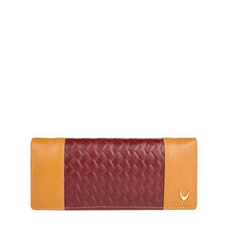 Marty W1 (Rf) Women's Wallet,  honey