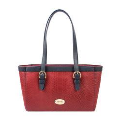 Dubai 01 Sb Women's Handbag Snake,  red