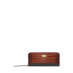 Spruce W1 Sb (Rfid) Women's Wallet Croco,  tan