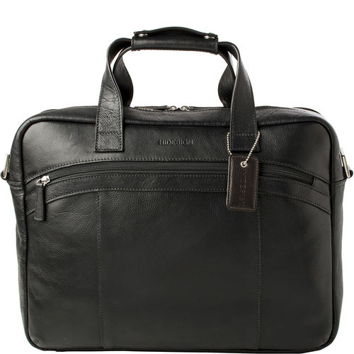 The Ridgeway 01 Briefcase,  black