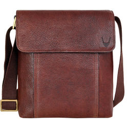 Alfred 02 Crossbody,  brown, siberia