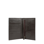 263-031F (Rf) Men s wallet,  brown