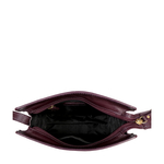 Libra 03 Sb Women s Handbag Melbourne Ranch,  aubergine