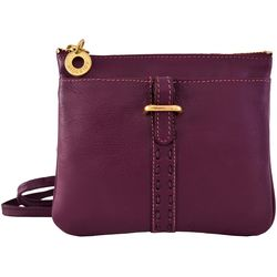 518 Women's Handbag, Roma,  aubergine, roma