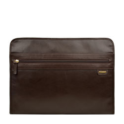 C08 Laptop sleeve,  brown