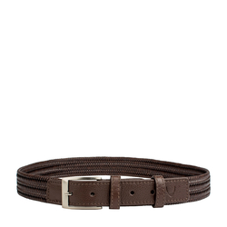 Torino Men's Belt, Ranchero, L,  brown